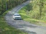 Rallye du quercy - 28 et 29 avril 2008