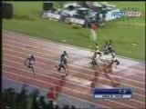 record du monde du 100 metres du Jamaïcain Usain Bolt