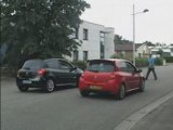 Clio 3 RS Millteck VS Clio 3 RS Stock
