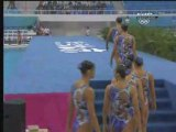 Spain Team Tec. Routine 2008 Good Luck Beijing (second part)