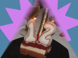 Bonne anniversaire mon amour