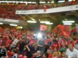 Finale HCup Cardiff Toulouse Munster - Millenium Stadium