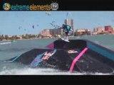 Best Crashes - Red Bull Kite Punks 2008 - Moehau Goold
