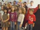 chant evangelisation enfants