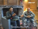 """Itw d'Eric et Ramzy """"seuls two""""."""