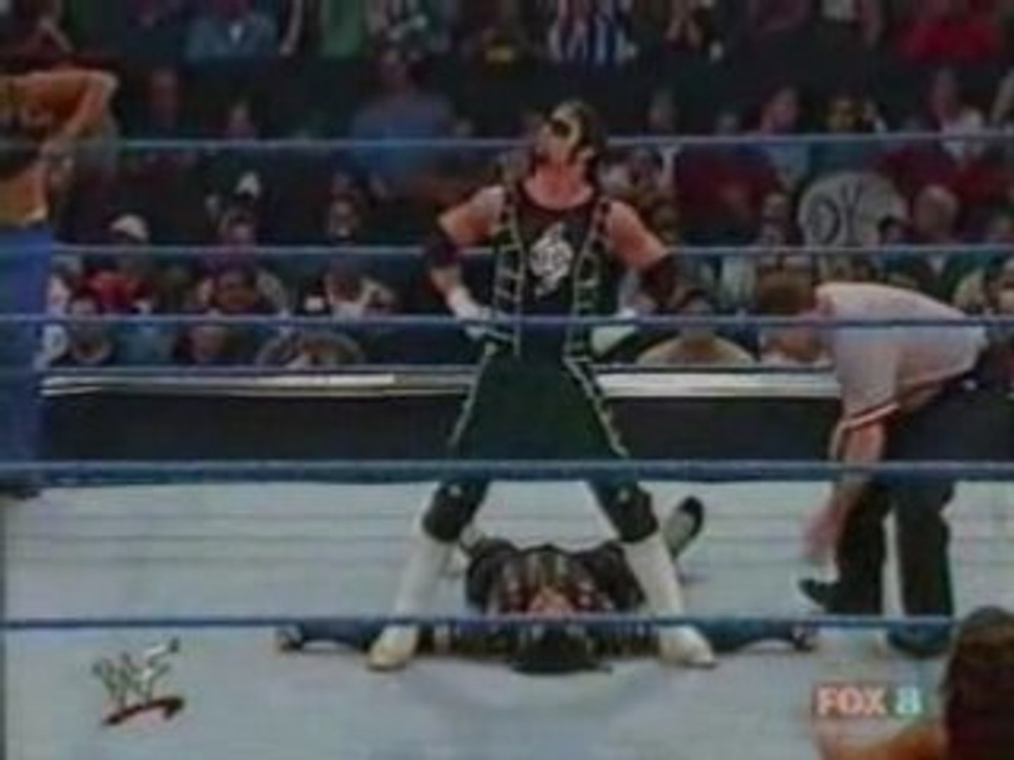 Team Xtreme vs Hurricane, Lance Storm, & Molly