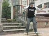 Skate DDE raf 5 marche