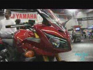2008 Motorcycles – Yamaha