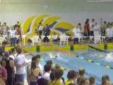 EVREUX AC NATATION : Deborath au 100 m NL