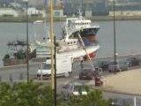 EVREUX AC NATATION : Le port de St Malo