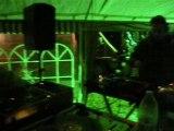 Mix 2 * 2 Platines sur le son  Elektroniktou à Crucey 2008