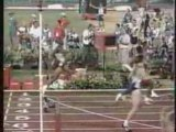 Michael Johnson record du monde du 200 metres 19.32