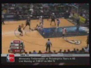 NBA Basketball – Allen Iverson – Anklebreaker