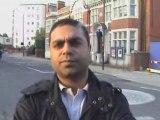 The Pro Tube - Imran Majid before GB9 London Classic final