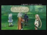 Tales of Symphonia: Dawn of the New World - Spot TV Japonais
