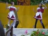 cosplay comedie du livre - Riku et Risa ( DN Angel )