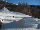 360 big en snow aux orres