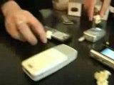 Pop Corn téléphone portable micro-ondes
