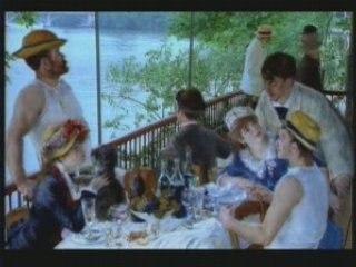 Renoir: Le déjeuner des Canotiers
