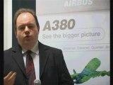 AIRBUS  après le kérozène, les biocarburants