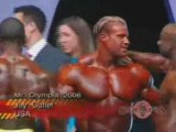 Mr olympia 2006 final victory