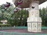Chaises volantes au parc asterix