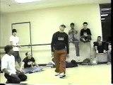 Breakdance - Hip Hop Battle