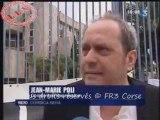 Fr3 Corse : Rencontre Préfecture et CAR