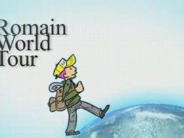 Romain World Tour - Jingle