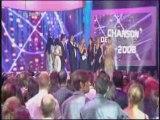 La chanson de l'année - Vidéo comprenant tous les passages d'Alizée lors de cette soirée.