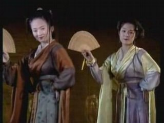 44 dances dynastie Han