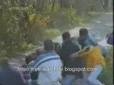 extreme rally crash - adrenalin rush video