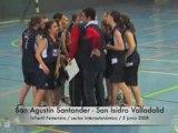 San Agustín Santander -San Isidro Valladolid