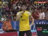 2008 Badminton Thomas Cup Final MS1 game 3 2/2