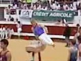 Démonstration de Gymnastique masculine a Dax - Fédéraux