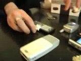 Faire du pop-corn avec des téléphones mobiles