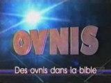 Des Ovnis dans la Bible - 1 de 4