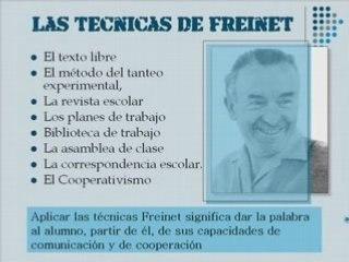 Freinet su vida y obra