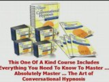 Conversational hypnosis home study course - mind control tec