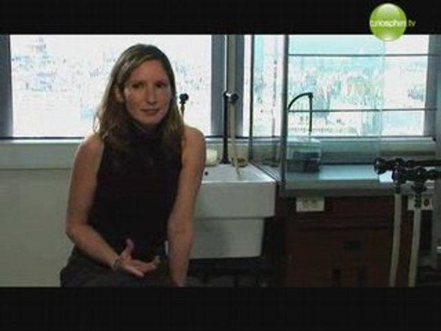 Portrait de prof : Cecile , la chimie en VO!