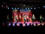 Danse urbaine. Kate deluna-run the show