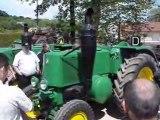Demarrage Sfv Vierzon tracteur
