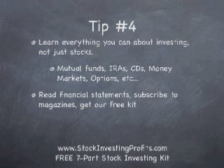 Stock Trading Course