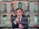 """François Fillon """"À vous de juger"""" France2 le 12 juin 2008"""