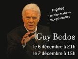 Guy Bedos au Théâtre du Rond-Point