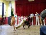 Axe Brasil Capoeira