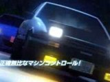 Initial D Extreme Stage - Trailer japonais PS3