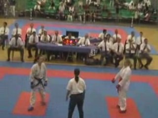 Juniors Filles zone Sud 2008