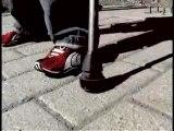 Bboy bequilles breakdance