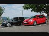 Clio 3 RS vs Clio 3 RS